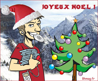Tres bon et joyeux Noel !