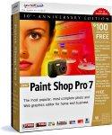 Joyeux anniversaire Paint Shop Pro !