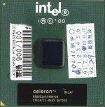 INTEL Celeron 900 @ 1.27 GHz