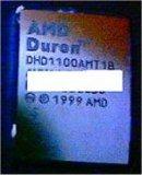Photo du Morgan à 1.1 GHz