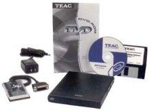 TEAC : nouveau DVD-ROM portable