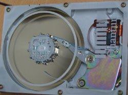 Des disques durs transparents !