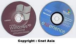 Des copies de Windows XP à 10 balles