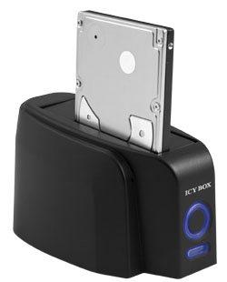 Des docks USB 3.0 chez Sharkoon et IcyBox