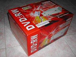Comment activer 8Mo de cache sur le graveur DVD DD0203 IISonic ?