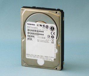 Des disques durs 2,5 pouces à 10.000 TPM chez Toshiba