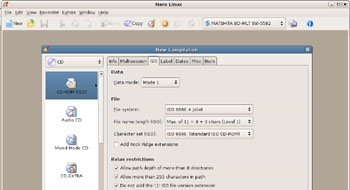 Nero Linux 3.5 annoncé et dévoilé au Cebit
