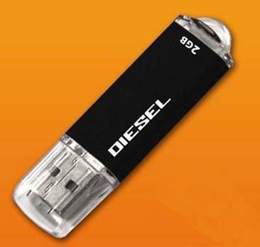 Nouvelles clés Diesel, Spyder et Fortress chez OCZ