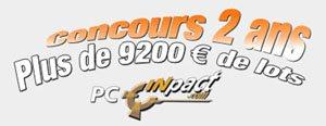Concours : Anniversaire de PCINpact