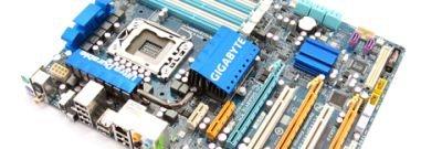 La carte mère Gigabyte EX58-DS4 au banc d'essai