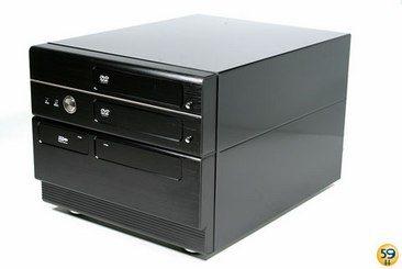 Test du mini boitier MH Cube Mediabox V1