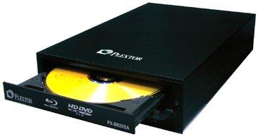 Plextor : une version externe de son graveur Blu-ray