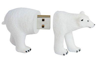 Des animaux avec 32Go de mémoire flash