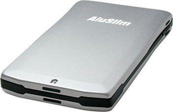 AluSlim : un disque dur externe 2,5 pouces slim