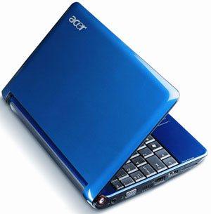 Bon plan: le netbook Acer Aspire One A110 à 189 euros