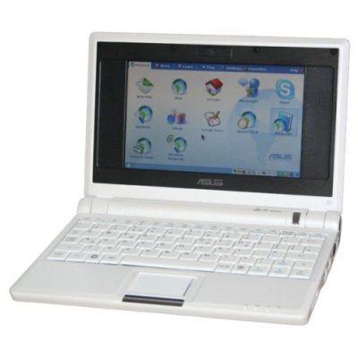 L'Asus Eee PC est maintenant disponible
