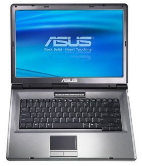 Test du notebook X51R d'Asus