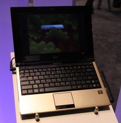 EeePC 1004DN : un netbook équipé d'un graveur DVD