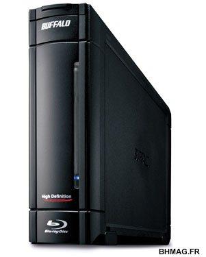 Le premier graveur Blu-ray USB 3.0 arrive …