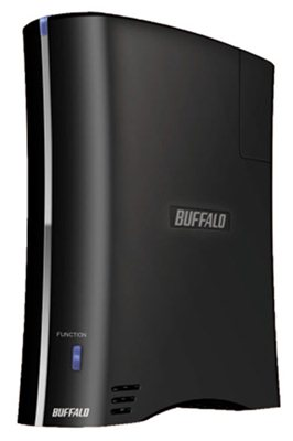 Buffalo lance un NAS de 500Go et 1To compatible iPhone