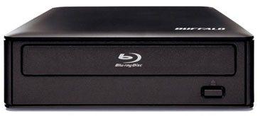 Buffalo dégaine un graveur Blu-ray 8x externe : le BR-X816U2 !