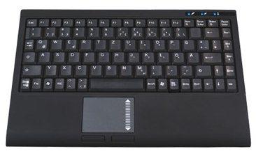 Un clavier sans fil destiné aux médiacenters