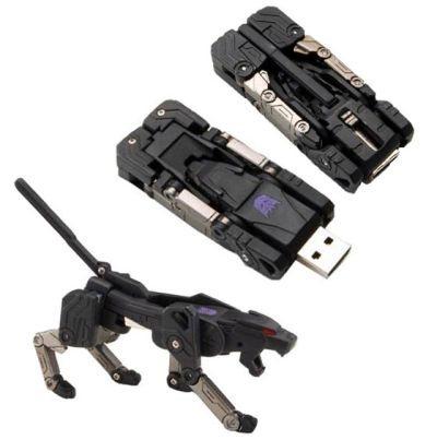 Une clé usb Transformers !
