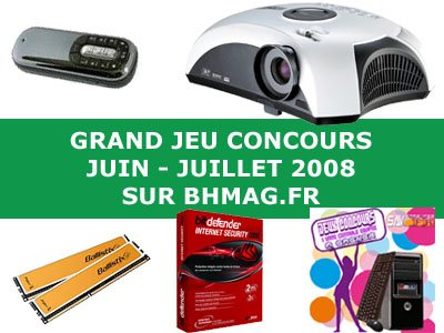 concours info