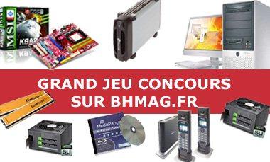 Lancement du jeu concours sur BHmag.fr !