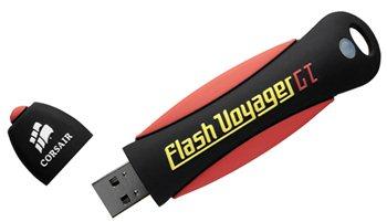 Soldes : 21,99€ la clé USB 3.0 Corsair Flash Voyager GT 32 Go