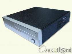 Analyse du boitier mini ITX A+ Cupid 2