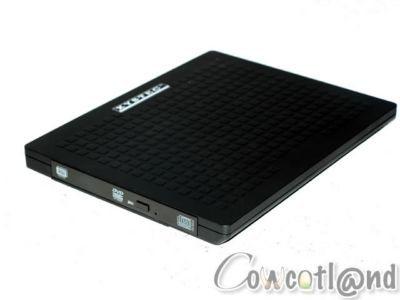 Xystec XND-3220 : pour accroître les capacités de votre netbook