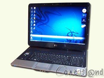 Le HP Pavilion HDX9000 passé au crible
