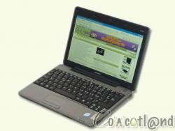 Netbook Medion Akoya E1211 analysé
