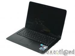 Test du PC portable X-Slim X340 de MSI