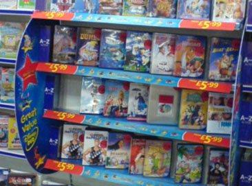 Disney : films DVD et Blu-ray dans un même bundle