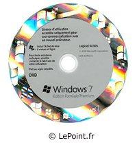 Windows 7 déjà en vente rue Montgallet à Paris