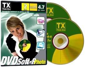 TX lance une version DVD de son disque autogravable