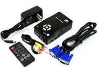 Prometteur : un mini projecteur vidéo de poche….
