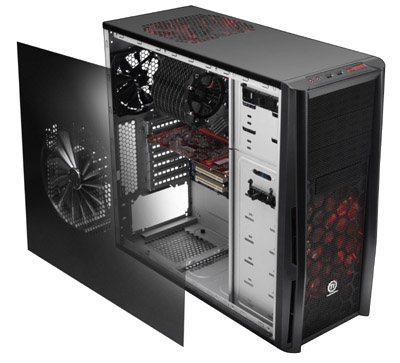 Le boitier Element T de Thermaltake disponible en France