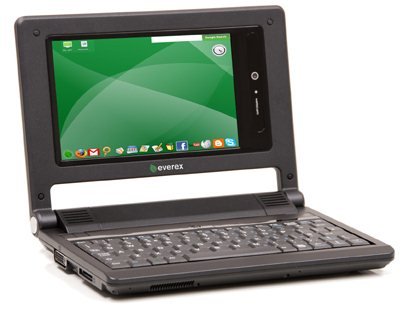 Everex expose un ultra portable : le CloudBook