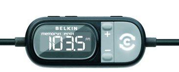 L'iPhone et l'iPod deviennent émetteur radio FM