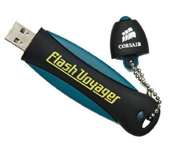 Les clés usb Flash Voyager de Corsair passent à l'USB 3.0