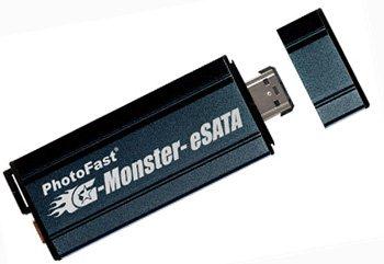 G-Monster : une clé eSATA très très très rapide…