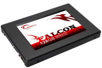 G.Skill Falcon : des SSD haut de gamme en France