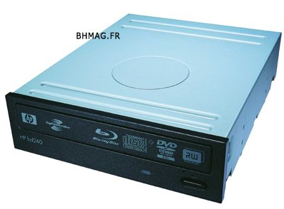 BD240i : un combo Blu-ray chez Hewlett Packard