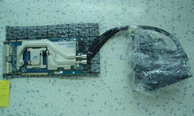 Une Radeon HD 4870 watercoolée chez Sapphire