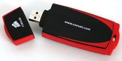 Une Flash Voyager GT de 128Go chez Corsair