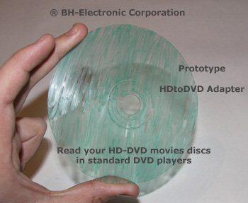 Le HDtoDVD : révolution pour les amateurs de HD ?