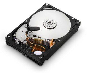 Hitachi Deskstar 7K2000 : 2To, 7200tpm, 32Mo de cache